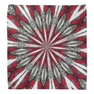 Red Arrow Medallion Bandana