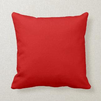 Red Art Flower PIllow