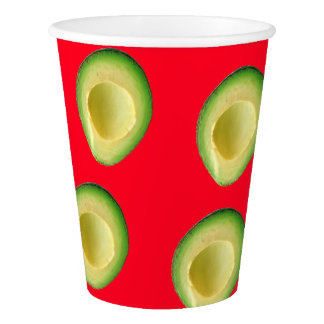Red Avocado Fiesta 4Nelson Paper Cup
