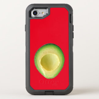 Red Avocado Love 4Linda OtterBox Defender iPhone 7 Case