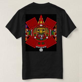 Red Aztec T-Shirt
