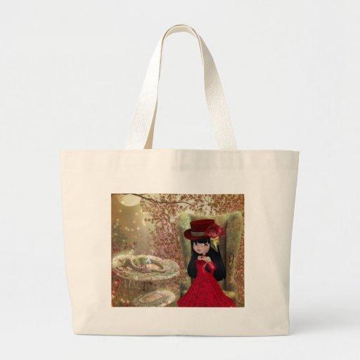 Red Baby Valentine Bag