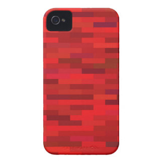 Red background iPhone 4 case