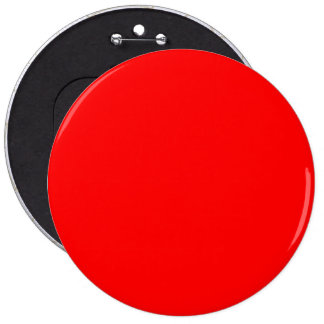 Red background Template Colorful Wallpaper 6 Inch Round Button