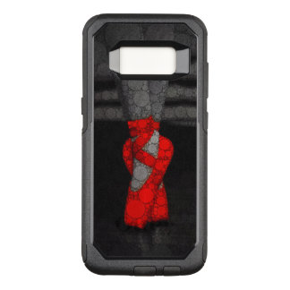 Red Ballet Pointe Shoes OtterBox Commuter Samsung Galaxy S8 Case