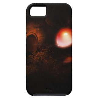 Red Balloon and Culvert2 iPhone 5 Case