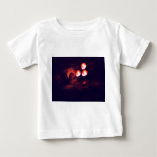 Red Balloon and Culvert Baby T-Shirt