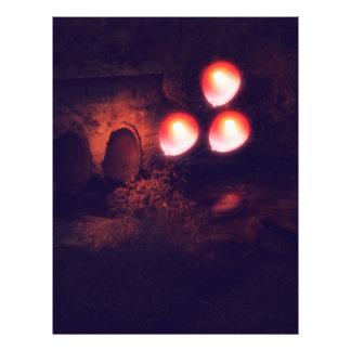 Red Balloon and Culvert Letterhead