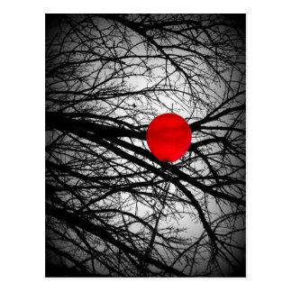 Red Balloon Postcard