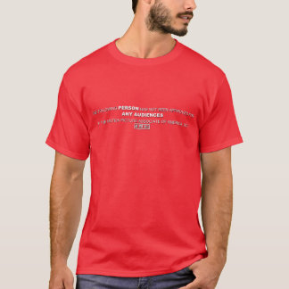 Red Band Shirt