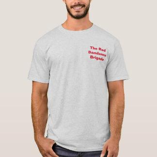 Red Bandanna Brigade T2T 2015 T-Shirt