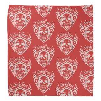 Red Bandanna by North East Soul