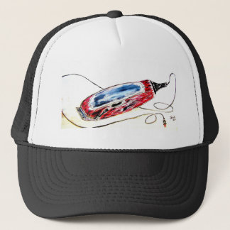 Red Barber Clippers Trucker Hat