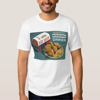"""RED BARN: """"DIGNIFRIED"""" SHIRT"""