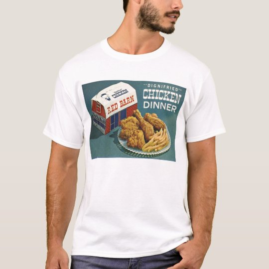 """RED BARN: """"DIGNIFRIED"""" T-Shirt"""