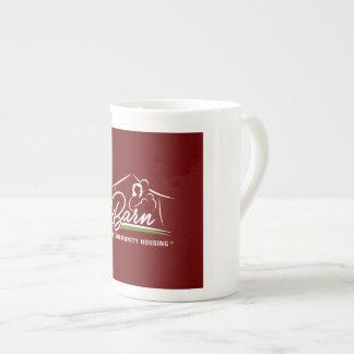Red BARN Mug