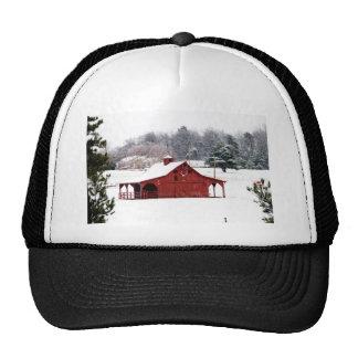 red barn trucker hat