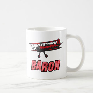 Red Baron Coffee Mug