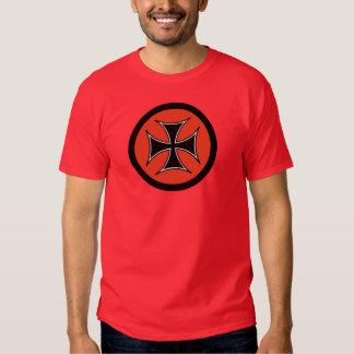 Red Baron Iron Cross Tee
