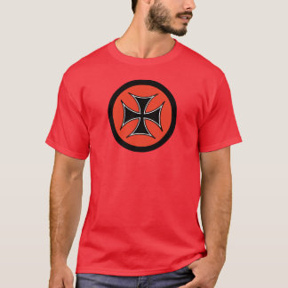 Red Baron Iron Cross Tee