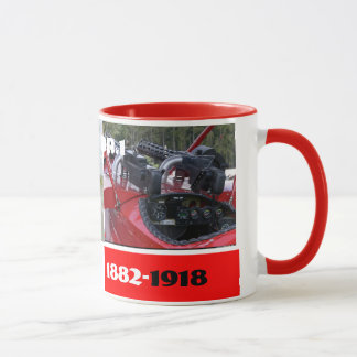red baron mug