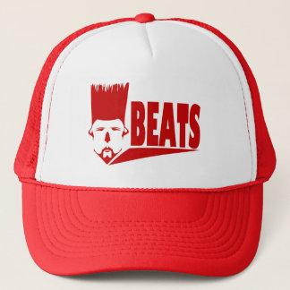 RED BEATS Trucker Hat