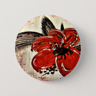 RED BEAUTY badge 2 Inch Round Button