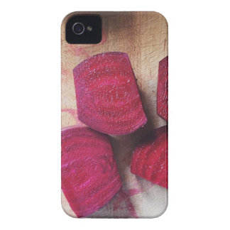 Red Beets Case-Mate iPhone 4 Case