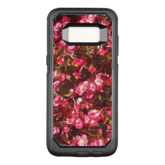 Red Begonias Otterbox Commuter Case