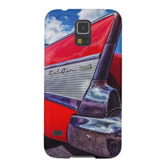 Red Bel Air Galaxy S5 Cover