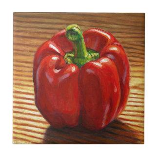 Red Bell Pepper Tile