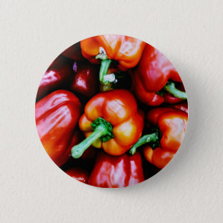 Red Bell Peppers 2 Inch Round Button