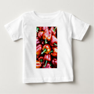 Red Bell Peppers Baby T-Shirt