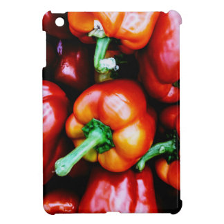 Red Bell Peppers iPad Mini Cases