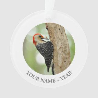 Red-Bellied Woodpecker Ornament