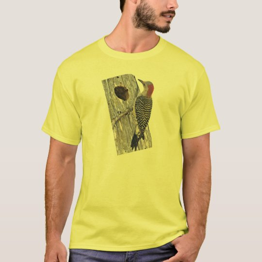 Red-bellied Woodpecker T-Shirt