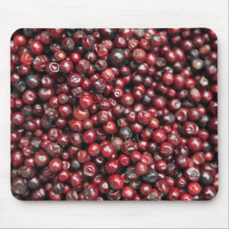 Red berries of the Himalayas Mouse Pad