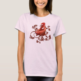 Red Betta T-Shirt