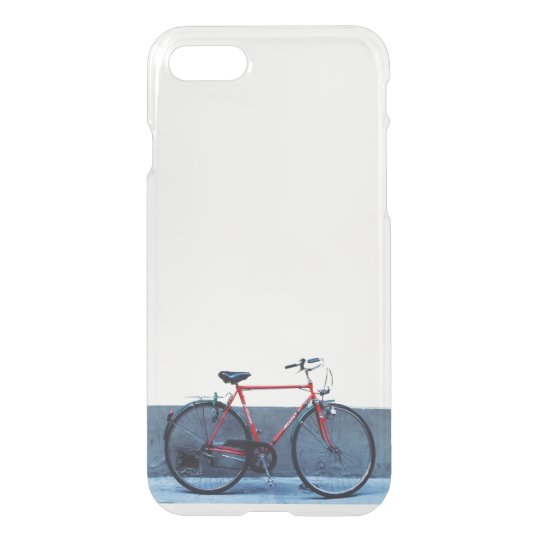 Red Bicycle iPhone 8/7 Case