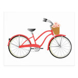 Red Bicycle Postcards