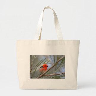 Red Bird Bag