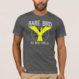 RED BIRDS FOREVER - RARE BIRD v2 T-Shirt