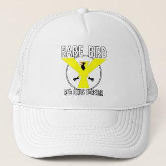 RED BIRDS FOREVER - RARE BIRD v2 Trucker Hat