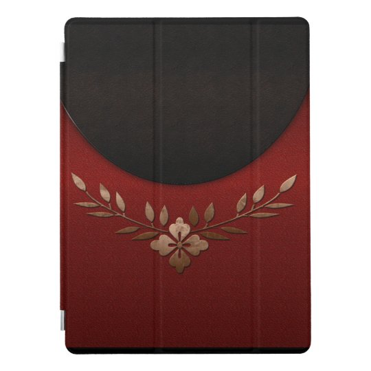 Red & Black iPad Pro Cover