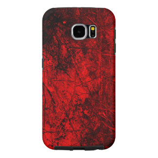 red black vector textures samsung galaxy s6 cases