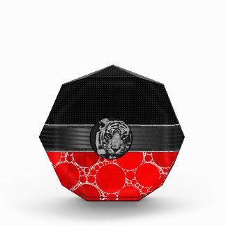 Red Bling Black Tiger