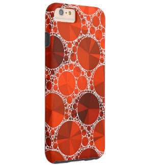 Red Bling Tough iPhone 6 Plus Case