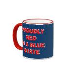 Red/Blue mug