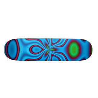 Red-Blue Yankee Doodle Skateboard
