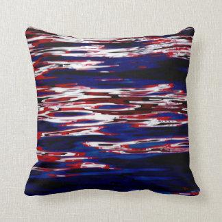 """""""Red Boat"""" JTG Art Pillow"""
